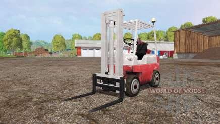 Linde H25D für Farming Simulator 2015