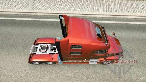 Volvo VNL 780 v4.2 für Euro Truck Simulator 2