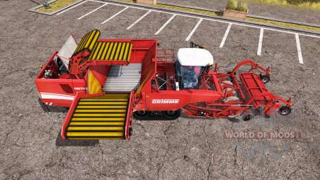 Grimme Tectron 415 v2.0 für Farming Simulator 2013