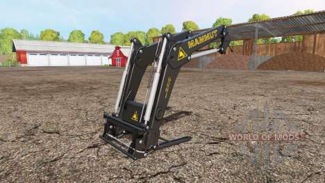 MAMMUT HLP 240 pour Farming Simulator 2015