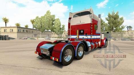 806 Camionnage de la peau pour le camion Peterbi pour American Truck Simulator