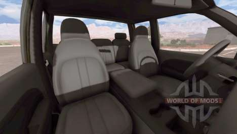 Gavril Roamer extended cab v1.3 pour BeamNG Drive