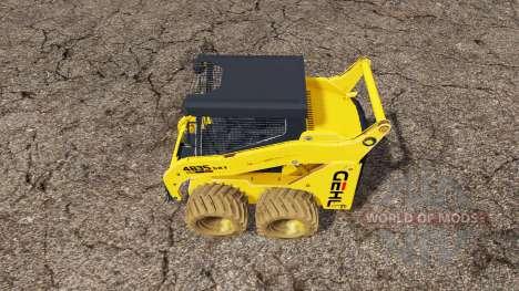 GEHL 4835 SXT v4.1 pour Farming Simulator 2015