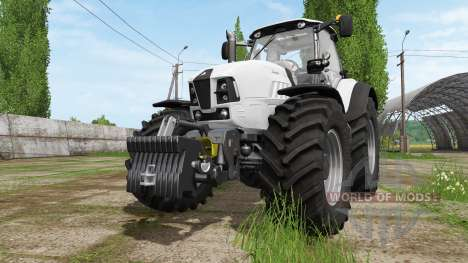 Weight pour Farming Simulator 2017