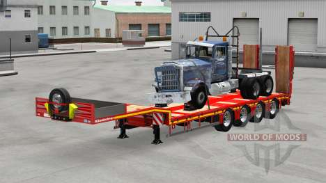 Kassbohrer with cargos v1.1 für American Truck Simulator