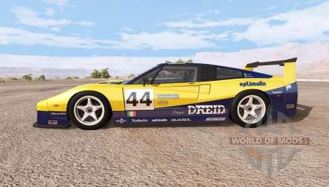 Civetta Bolide corse v1.01 pour BeamNG Drive