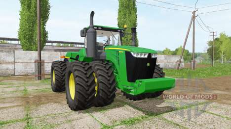 John Deere 9520R pour Farming Simulator 2017