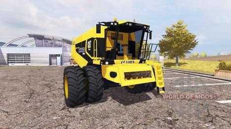 Caterpillar Lexion 595R pour Farming Simulator 2013