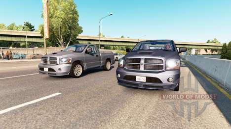 AI traffic v2.7 pour American Truck Simulator