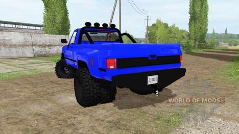 Chevrolet K30 Silverado für Farming Simulator 2017