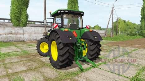 John Deere 8270R pour Farming Simulator 2017