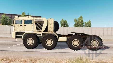 741351 MZKT Volat pour American Truck Simulator