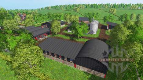 Manor farm pour Farming Simulator 2015