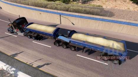 Midland TW3500 B-train pour American Truck Simulator