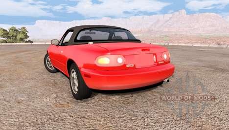 Mazda MX-5 (NA) für BeamNG Drive