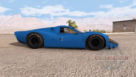 Ford GT40 (MkIV) pour BeamNG Drive