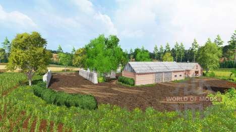 Bombel pour Farming Simulator 2015