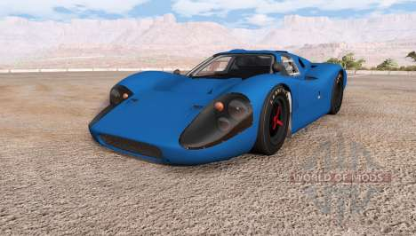 Ford GT40 (MkIV) für BeamNG Drive