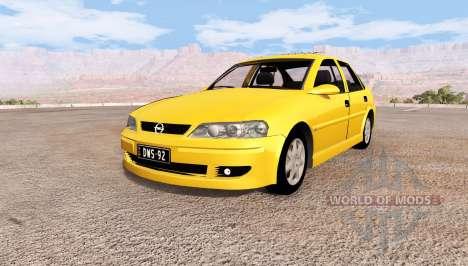 Opel Vectra (B) 2001 v1.1 für BeamNG Drive