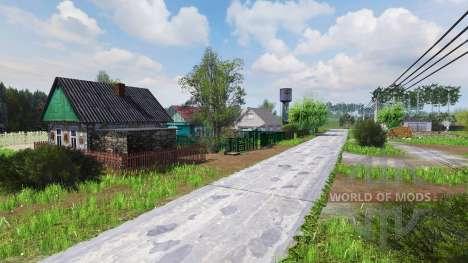 Vesiolava pour Farming Simulator 2013