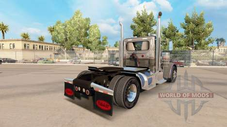 Chassis 4x2 Peterbilt 389 für American Truck Simulator