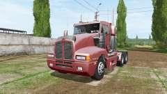 Kenworth T600 v1.2 pour Farming Simulator 2017