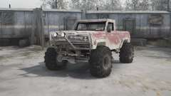 Jeep truggy pour MudRunner