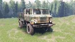 GAZ 66 double cabine
