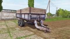 PTS 9 v2.0 für Farming Simulator 2017