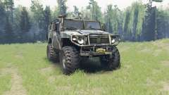 GAZ 2330 Tiger