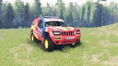 Jeep Grand Cherokee (WJ) Superwolf v1.01