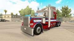 806 Camionnage de la peau pour le camion Peterbi