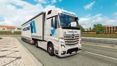 Painted truck traffic pack v2.3.1