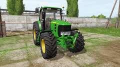 John Deere 7530 Premium v2.0 für Farming Simulator 2017