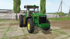 John Deere 8410 v1.0.1 pour Farming Simulator 2017
