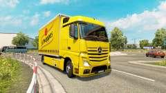 Tandem truck traffic v1.2