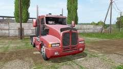 Kenworth T600 v1.1 für Farming Simulator 2017