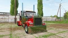 Kenworth W900 v1.3 pour Farming Simulator 2017