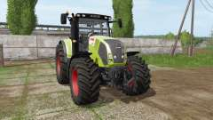 CLAAS Axion 810 v3.0