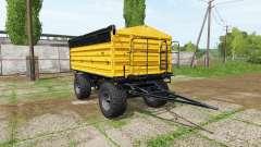 Wielton PRS-2-W14 pour Farming Simulator 2017