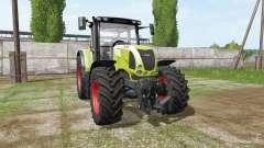 CLAAS Arion 610 pour Farming Simulator 2017