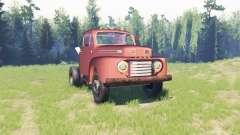 Ford F-6 1950 Stubby Bob