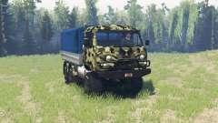 UAZ 33036 6x6