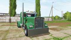Kenworth W900A v1.2 pour Farming Simulator 2017