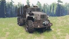 Ural 4320-10 tungusen v3.1