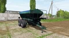 RU 7000 pour Farming Simulator 2017