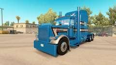 La peau GP 3 Personnalisé Peterbilt 389 tracteur