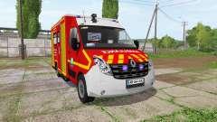 Renault Master Ambulance pour Farming Simulator 2017