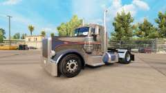 Chassis 4x2 Peterbilt 389