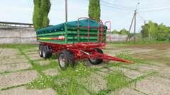 METALTECH DB 14 pour Farming Simulator 2017